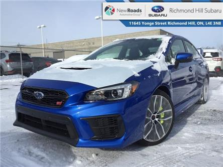 2020 Subaru WRX STI Sport (Stk: 34084) in RICHMOND HILL - Image 1 of 21