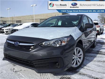 2020 Subaru Impreza 5-dr Convenience w/Eyesight (Stk: 34114) in RICHMOND HILL - Image 1 of 21