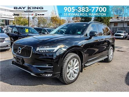 2017 Volvo XC90 T6 Momentum (Stk: 6867A) in Hamilton - Image 1 of 28