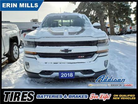 2018 Chevrolet Silverado 1500 LT (Stk: JZ347798) in Mississauga - Image 2 of 19