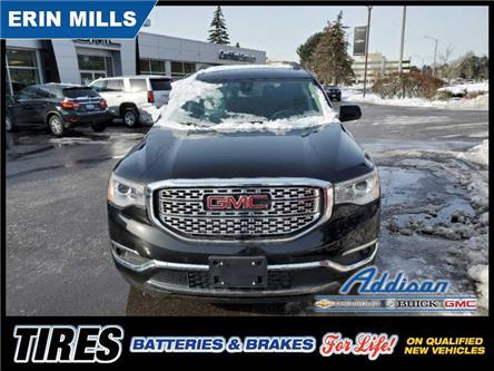 2019 GMC Acadia Denali (Stk: KZ168975) in Mississauga - Image 2 of 21