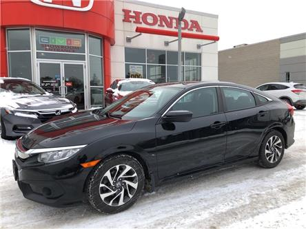2016 Honda Civic EX (Stk: P7186) in Georgetown - Image 1 of 13