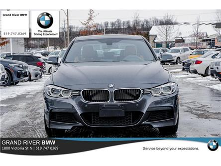 2018 BMW 340i xDrive (Stk: PW4976A) in Kitchener - Image 2 of 21