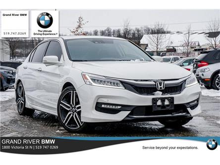 2017 Honda Accord Touring V6 (Stk: PW5087A) in Kitchener - Image 1 of 21