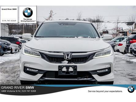 2017 Honda Accord Touring V6 (Stk: PW5087A) in Kitchener - Image 2 of 21