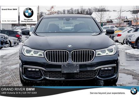 2016 BMW 750 Li xDrive (Stk: PW5108) in Kitchener - Image 2 of 22