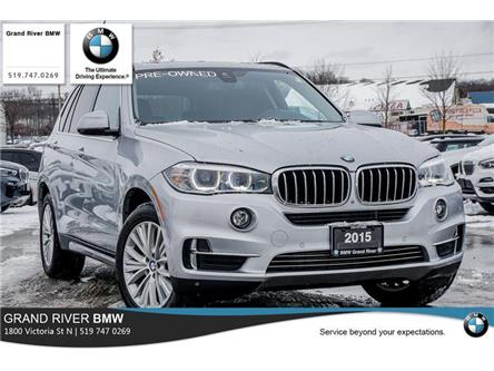 2015 BMW X5 xDrive35d (Stk: PW5125) in Kitchener - Image 1 of 22