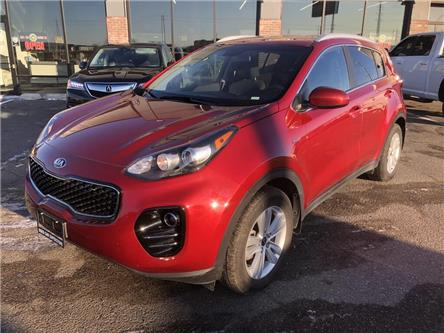 2019 Kia Sportage LX (Stk: 3837D0) in Thunder Bay - Image 1 of 6