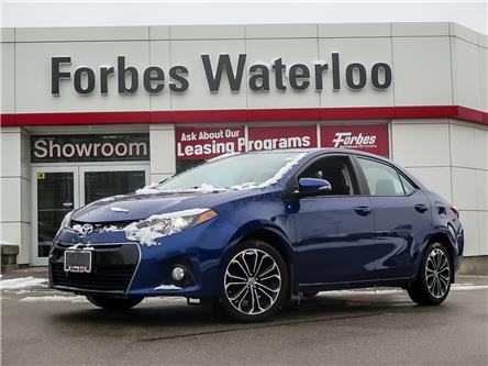 2015 Toyota Corolla S (Stk: 05043A) in Waterloo - Image 1 of 23