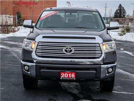 2016 Toyota Tundra  (Stk: 3896) in Ancaster - Image 2 of 27