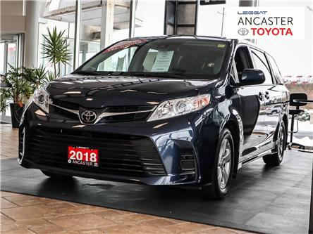 2018 Toyota Sienna  (Stk: P160) in Ancaster - Image 1 of 18