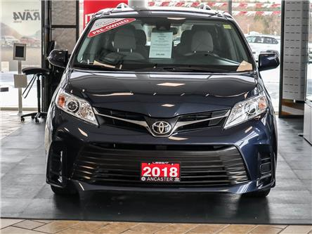 2018 Toyota Sienna  (Stk: P160) in Ancaster - Image 2 of 18