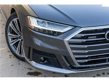 2019 Audi A8 L 55 (Stk: N5439) in Calgary - Image 2 of 20