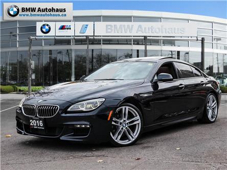 2016 BMW 640i xDrive Gran Coupe (Stk: P9233) in Thornhill - Image 1 of 32