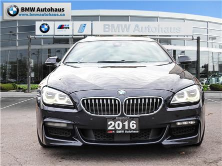 2016 BMW 640i xDrive Gran Coupe (Stk: P9233) in Thornhill - Image 2 of 32
