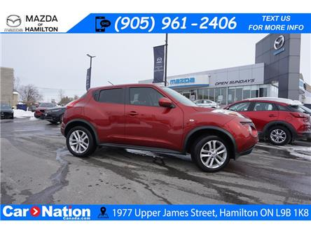 2011 Nissan Juke  (Stk: DR156A) in Hamilton - Image 1 of 29