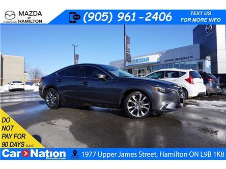 2017 Mazda MAZDA6 GT (Stk: DR252) in Hamilton - Image 1 of 36