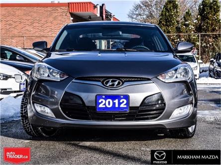 2012 Hyundai Veloster  (Stk: D190287A) in Markham - Image 2 of 25