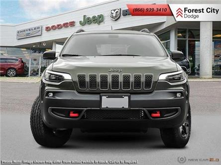 2020 Jeep Cherokee Trailhawk (Stk: 20-8006) in London - Image 2 of 23