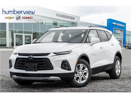 2020 Chevrolet Blazer LT (Stk: 20BZ001) in Toronto - Image 1 of 19