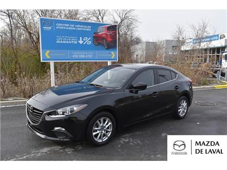 2016 Mazda Mazda3 GS (Stk: U7530) in Laval - Image 1 of 18