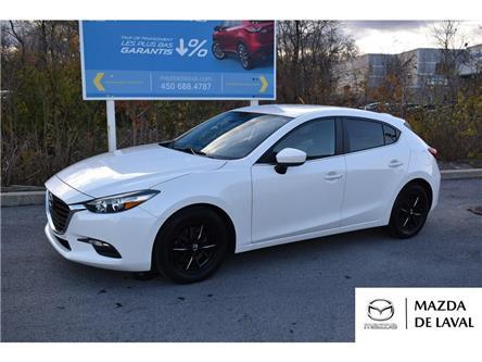 2018 Mazda Mazda3 Sport  (Stk: U7500) in Laval - Image 1 of 18