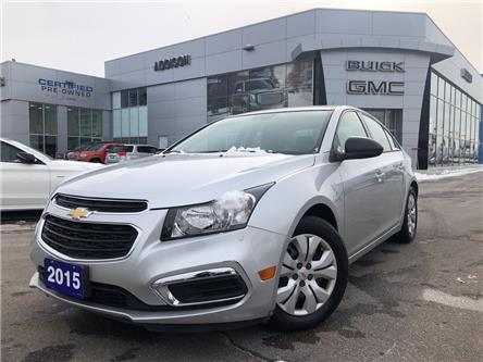 2015 Chevrolet Cruze 2LS (Stk: U150863) in Mississauga - Image 1 of 17