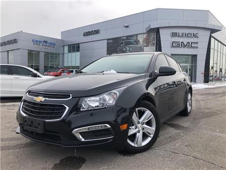 2015 Chevrolet Cruze DIESEL (Stk: U193061) in Mississauga - Image 1 of 21