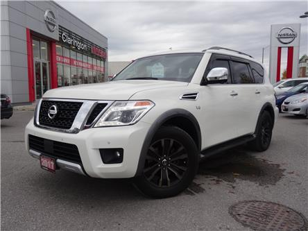 2017 Nissan Armada Platinum (Stk: H9503053P) in Bowmanville - Image 2 of 38