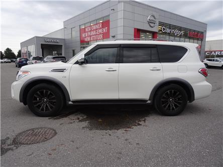 2017 Nissan Armada Platinum (Stk: H9503053P) in Bowmanville - Image 2 of 37