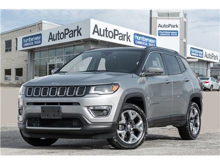 2018 Jeep Compass Limited (Stk: APR4284) in Mississauga - Image 1 of 21
