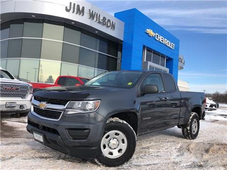 2017 Chevrolet Colorado WT (Stk: 6385) in Orillia - Image 1 of 19