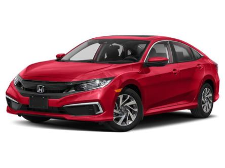 2020 Honda Civic EX (Stk: C20107) in Toronto - Image 1 of 9