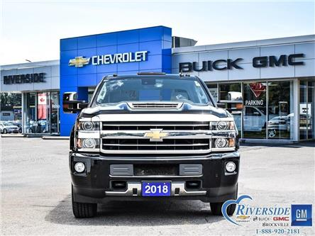 2018 Chevrolet Silverado 2500HD High Country (Stk: 19-382A) in Brockville - Image 2 of 26