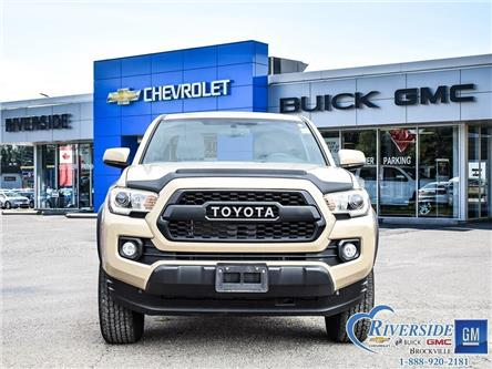 2017 Toyota Tacoma  (Stk: 19-471AA) in Brockville - Image 2 of 22