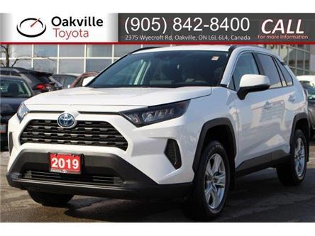 2019 Toyota RAV4 Hybrid LE (Stk: P9858) in Oakville - Image 1 of 17