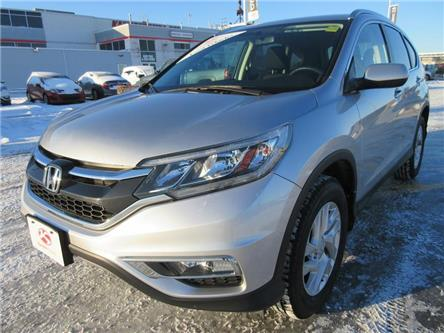 2016 Honda CR-V SE (Stk: K14935A) in Ottawa - Image 1 of 18