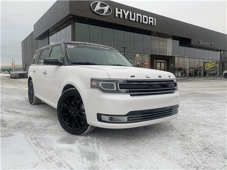 2019 Ford Flex Limited (Stk: H2512) in Saskatoon - Image 1 of 24