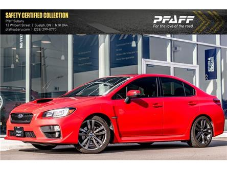 2016 Subaru WRX Sport Package (Stk: SU0127) in Guelph - Image 1 of 22