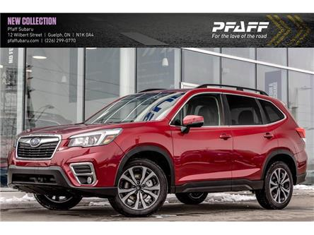 2020 Subaru Forester Limited (Stk: S00428) in Guelph - Image 1 of 22