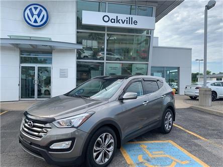 2013 Hyundai Santa Fe Sport 2.0T Limited (Stk: 5891V) in Oakville - Image 1 of 19