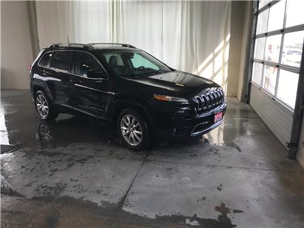 2016 Jeep Cherokee Limited (Stk: K19278A) in Stratford - Image 1 of 16