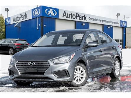 2018 Hyundai Accent GL (Stk: 18-05386R) in Georgetown - Image 1 of 18