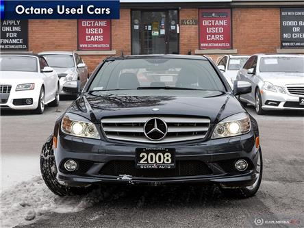 2008 Mercedes-Benz C-Class Base (Stk: ) in Scarborough - Image 2 of 26