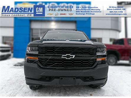 2016 Chevrolet Silverado 1500 WT (Stk: A19438) in Sioux Lookout - Image 2 of 11