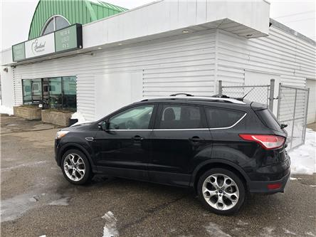 2013 Ford Escape Titanium (Stk: HW791) in Fort Saskatchewan - Image 1 of 27