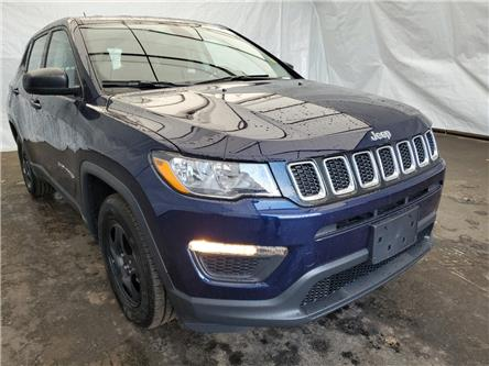 2020 Jeep Compass Sport (Stk: 201081) in Thunder Bay - Image 1 of 9
