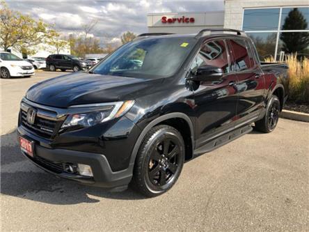 2017 Honda Ridgeline Black Edition (Stk: G1826) in Cobourg - Image 1 of 30