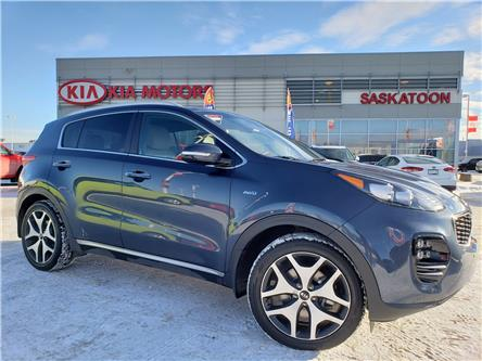 2017 Kia Sportage SX Turbo (Stk: 40097A) in Saskatoon - Image 1 of 29