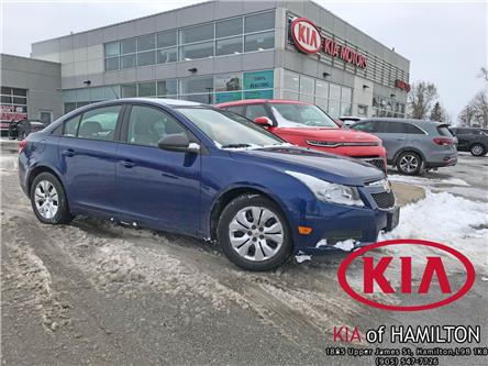 2013 Chevrolet Cruze LS (Stk: SO20059A) in Hamilton - Image 1 of 8